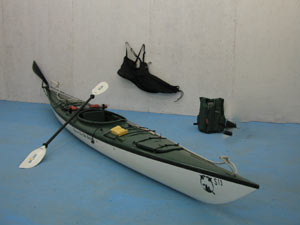 Eskimo Single Kayak